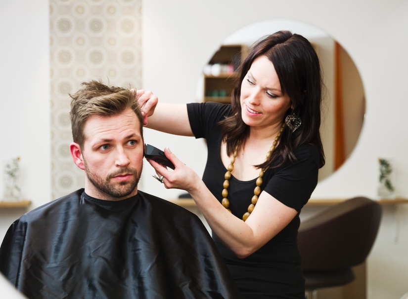 Men's Haircuts in Addison Texas