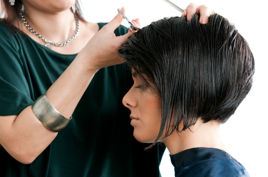 Womens Hair Cuts in Addison Texas