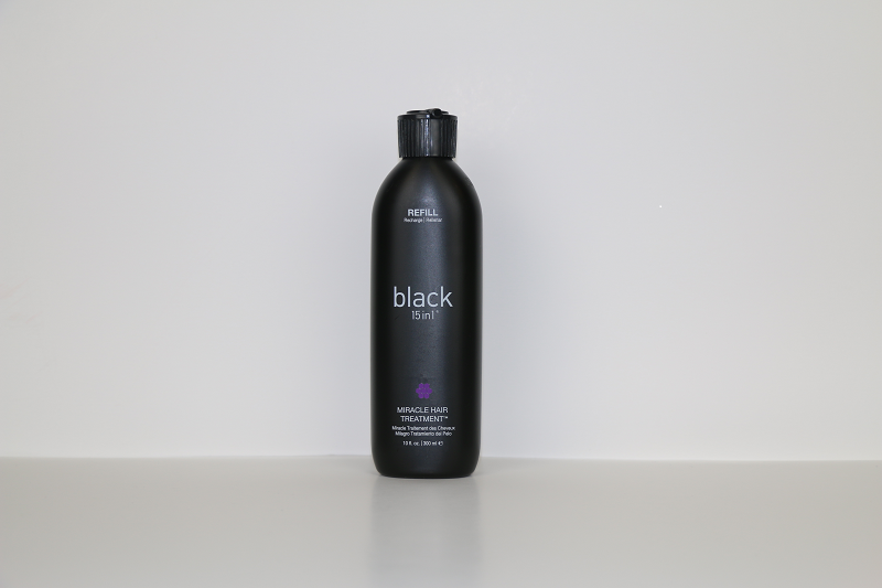 Black 15 in 1 Miracle Hair Treatment Refill