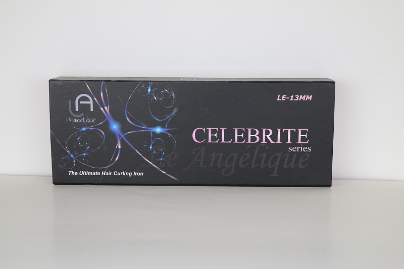 La Angeliques Petite Celebrite Series Ultimate Hair Curling Iron
