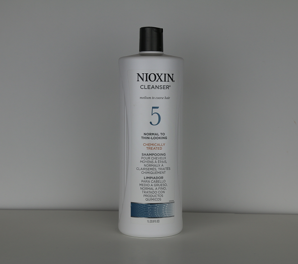 Nioxin Cleanser 5 For Chemically Treated Hair