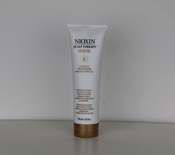 Nioxin Scalp Therapy Conditioner 4 Chemically Enhanced Hair