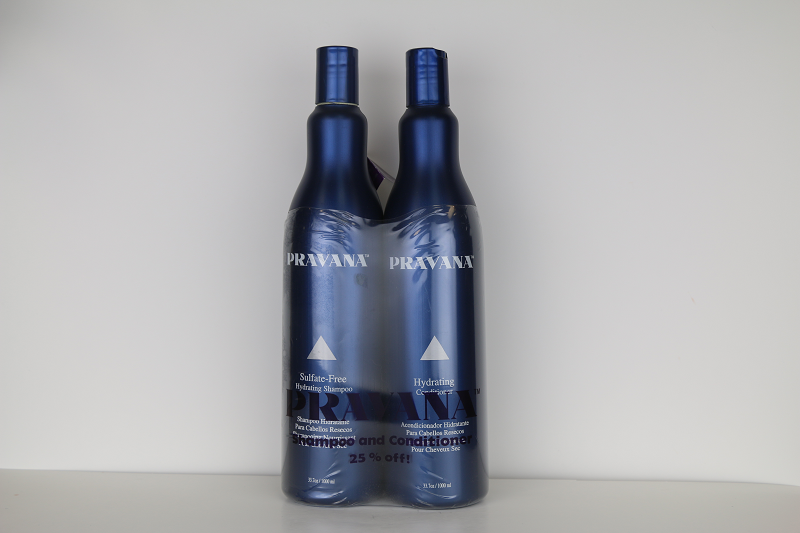Pravana Hydrating Shampoo and Conditioner Set